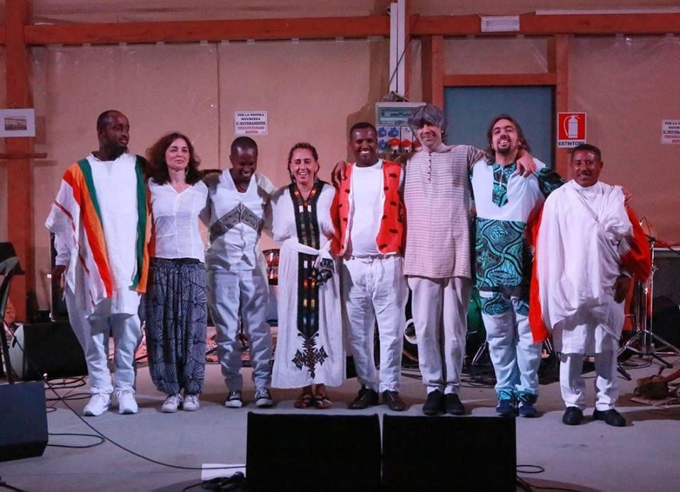 Atse Tewodros Project a Piovà Massaia (AT)