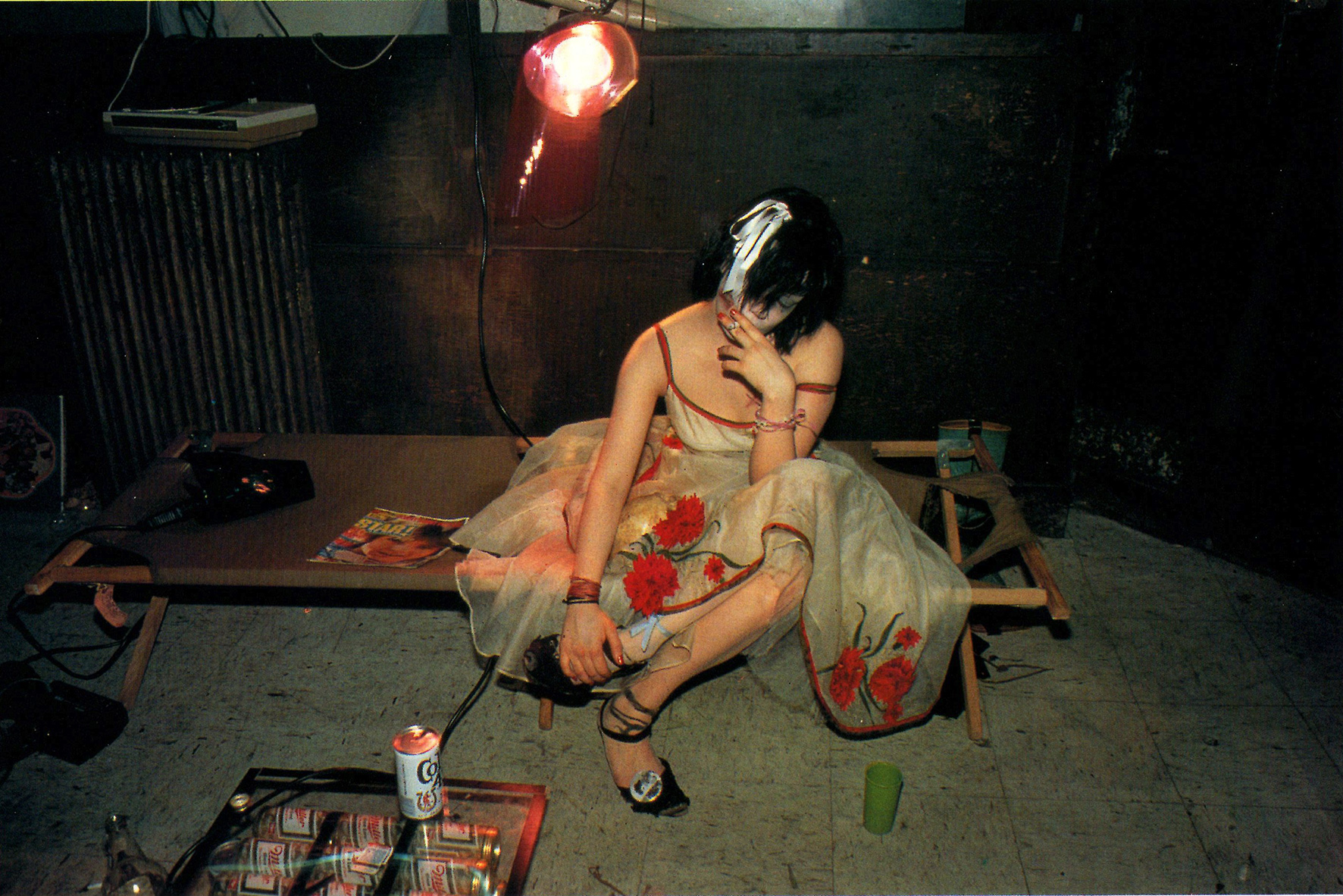 12_GOLDIN__Trixie_on_the_cot__NYC_1979Nan_Goldin_courtesy_the_artist_and_Guido_Costa_Projects_Torino