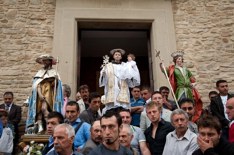 Processione a Castelmezzano
