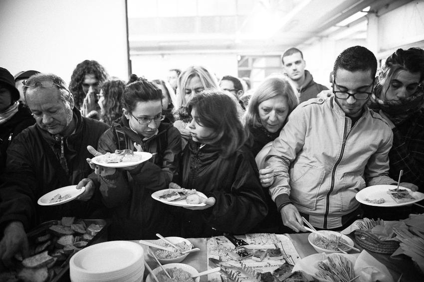 Il buffet mediorientale