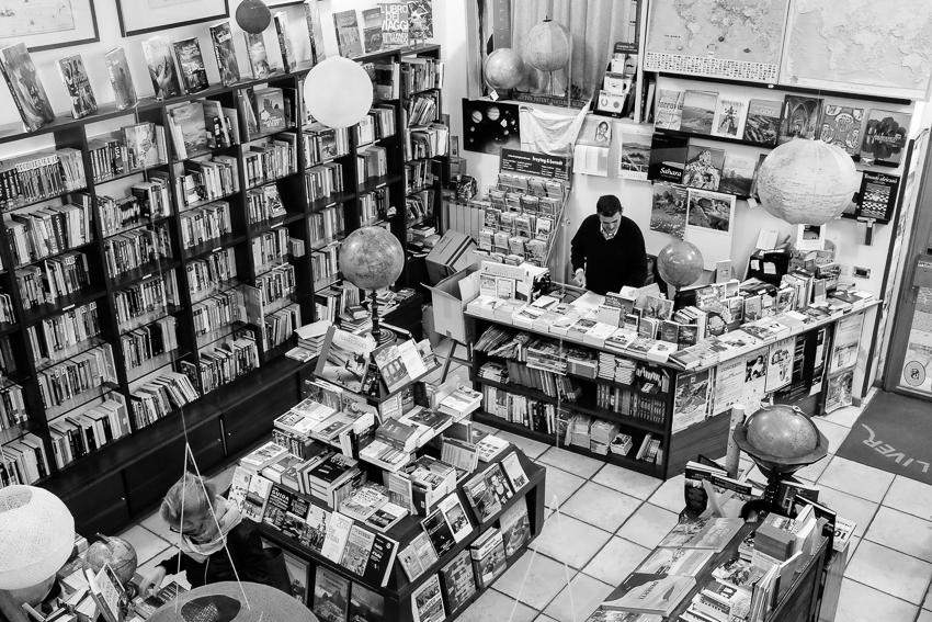 La libreria Gulliver