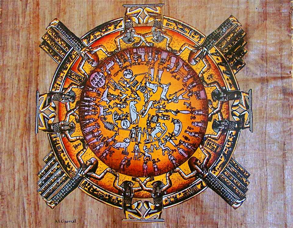 oroscopo egiziano antico