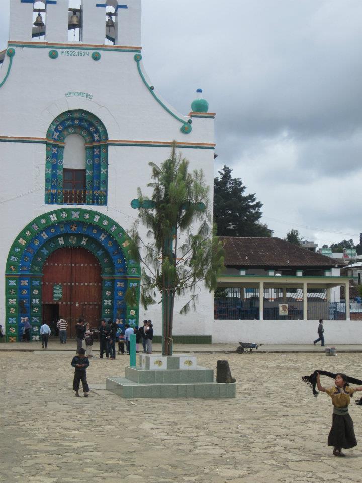 La chiesa di Chamula