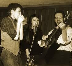 Karen Dalton con Bob Dylan e Freddy Neil