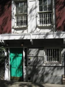 Il n. 94 (92-94) di MacDougal Street è stato il secondo appartamento di Dylan dopo l'esperienza di Woodstock!