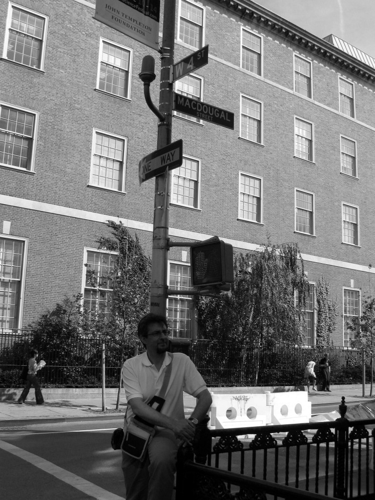 W. 4th Street, la strada nella quale Dylan aveva vissuto, ispirò la scrittura di Positively 4th Street.