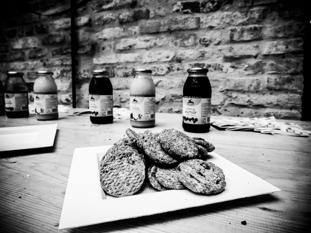 I biscotti di Alce Nere