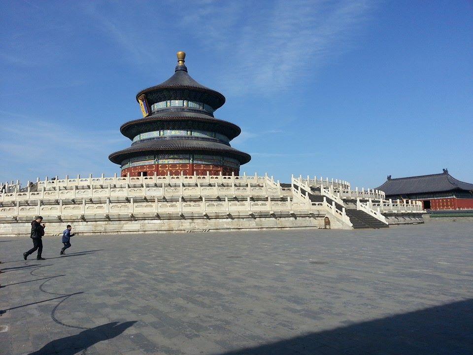 Pechino, Tempio del Paradiso