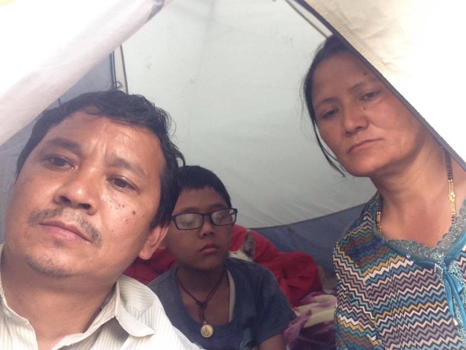 Lapsang e la sua famiglia