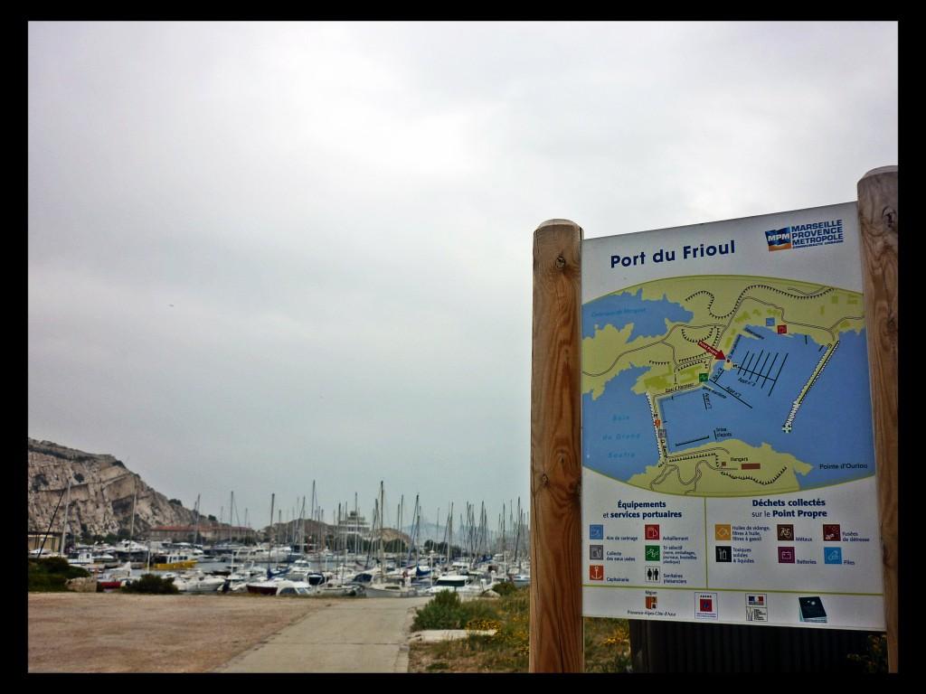 Ingresso la Porto dell'isola