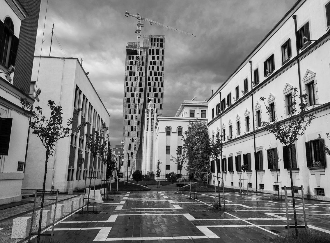I palazzi del governo