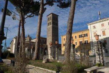 La cattedrale di Rieti