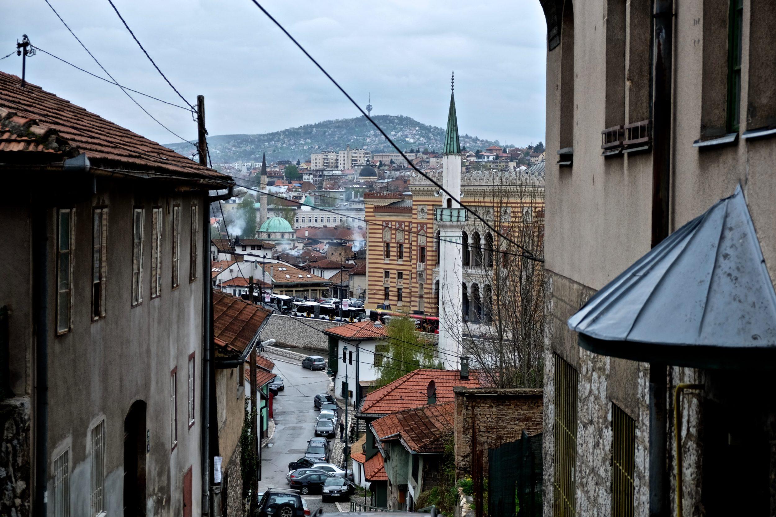 Sarajevo, Bosnia.
