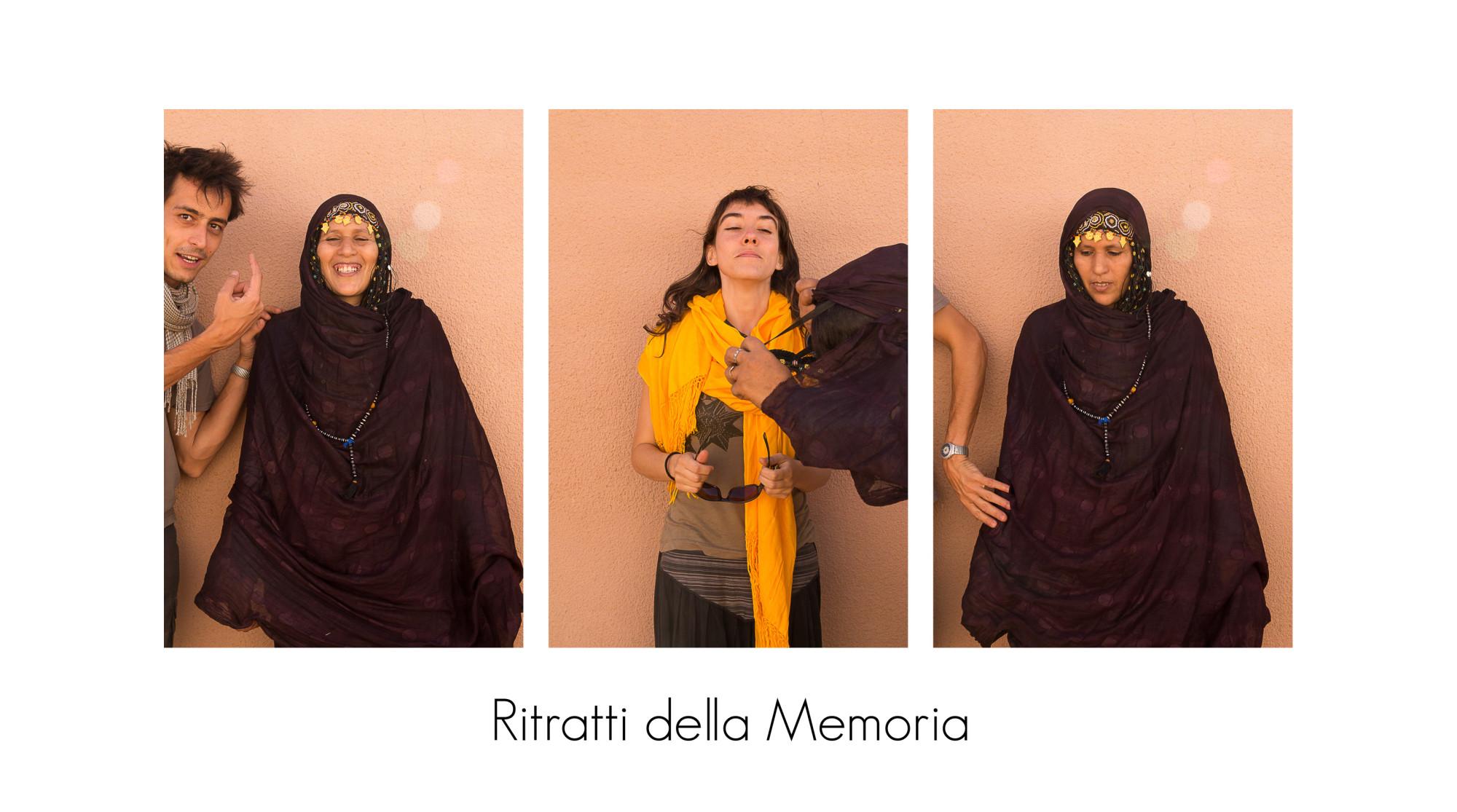 Making of Ritratti