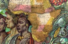 Malala Andrialavidrazana, Madagascar-Parigi, Figures, 1850, imperi regni stati e repubbliche, 2015