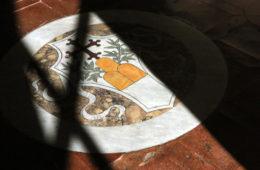 Il simbolo dell'ordine dei benedettini.