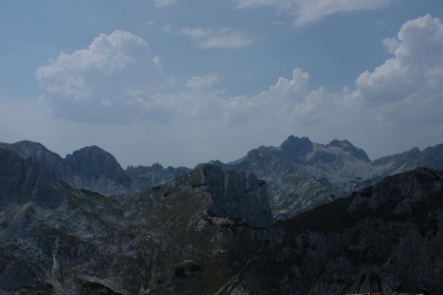 Montenegro, Durmitor