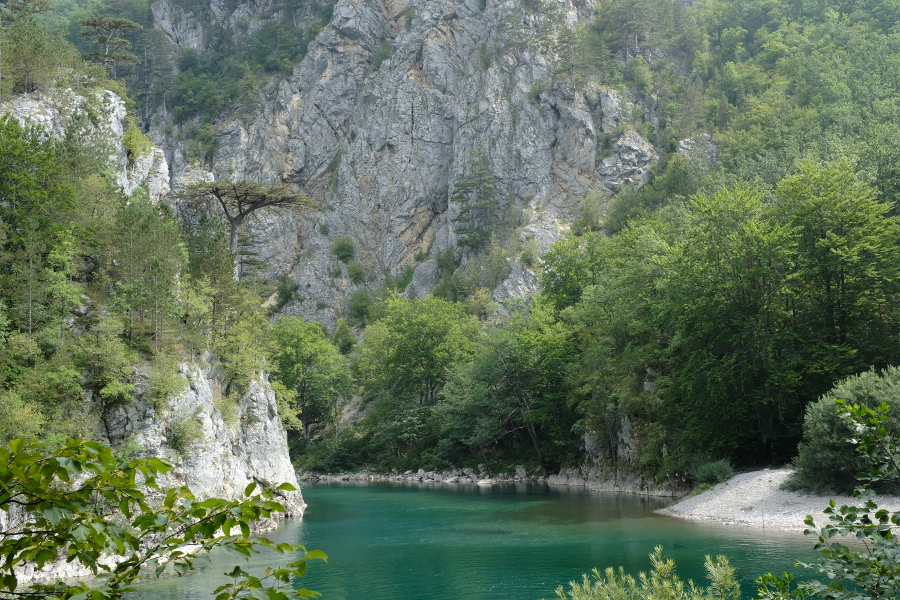 Montenegro, Gole del Tara