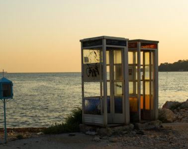 Othoni isole Diapontie Grecia