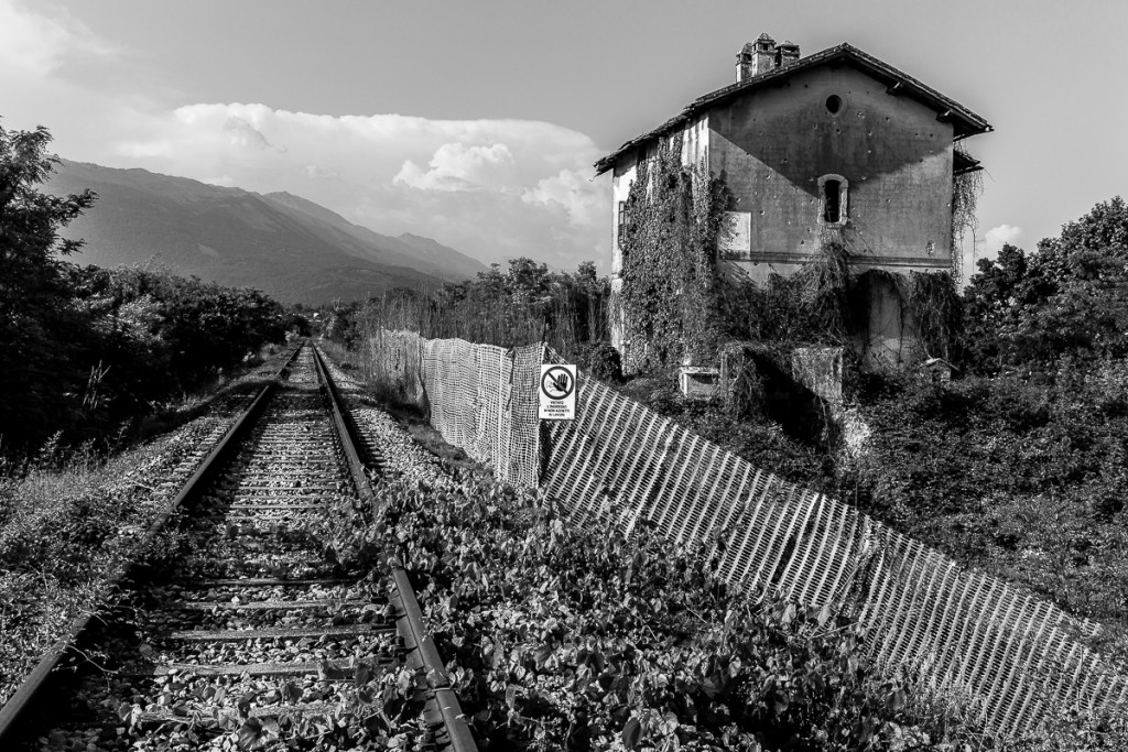Sacile-Gemona, foto di Giuliano Guida