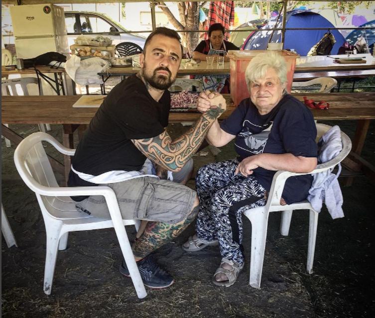 ChefRubio e Marisa Meyer