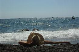 Cala del Leone, foto @isabellamancini