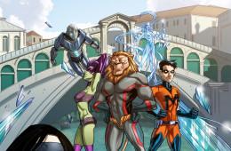 venezia comics