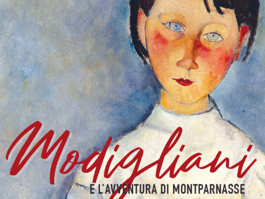 Modigliani Parigi