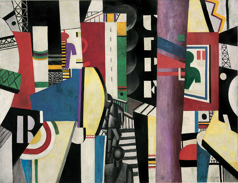 3-leger-the city