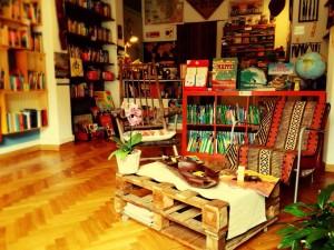 La libreria on the road