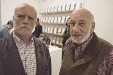 Ferdinando Scianna e Berengo Gardin