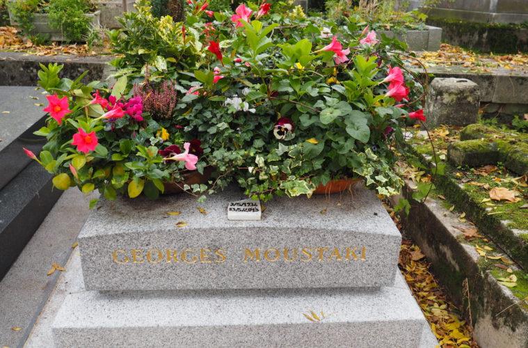 Cimitero di Pére-Lachaise Parigi