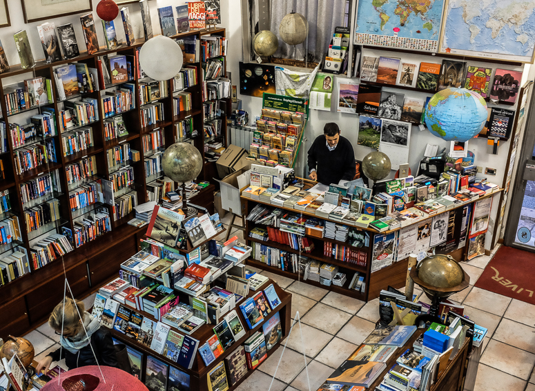 Libreria Gulliver a Verona