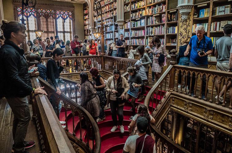 libreria Lello Porto