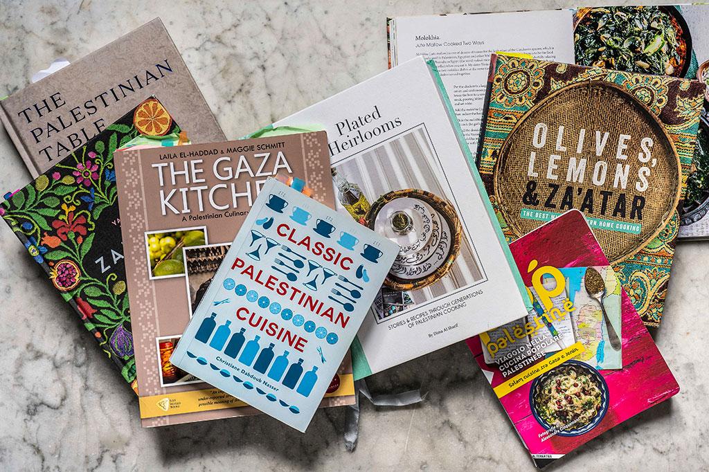 gastronomia palestinese Londra