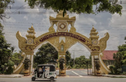 Mandalay capitale culturale Myanmar