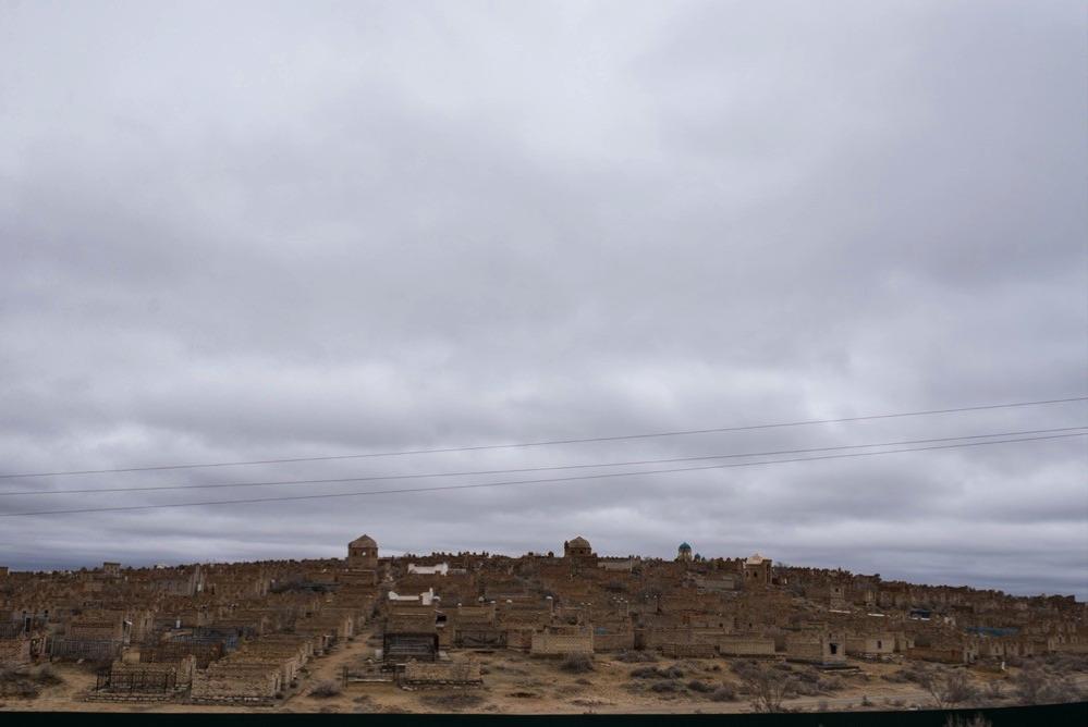 Mizdharkhan necropoli