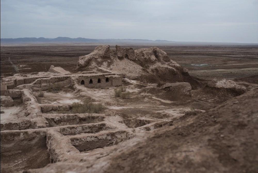 Sito archeologico di Toprak Kala