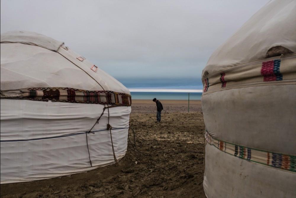 campo yurte