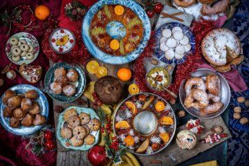 dolci delle feste