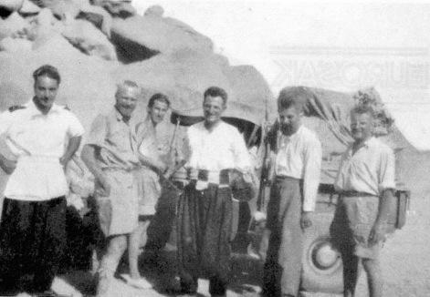 Ludovico di Caporiacco archeologo Libia