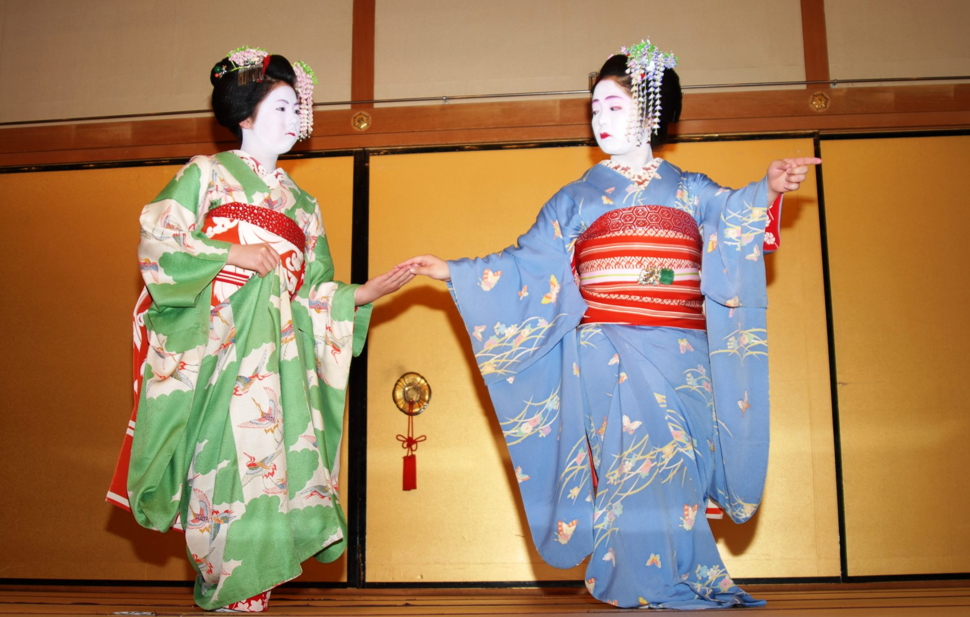 danze eleganti Kyo-mai